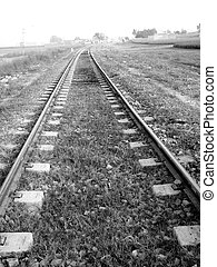Railway Track - Long Journey - Railway Track