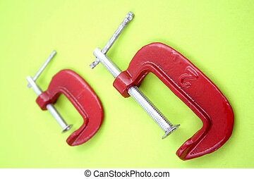 Clamps - Two clamps