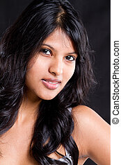 beautiful young Indian woman - beautiful young indian woman...