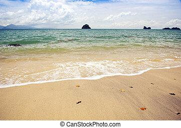 Malaysian Beach