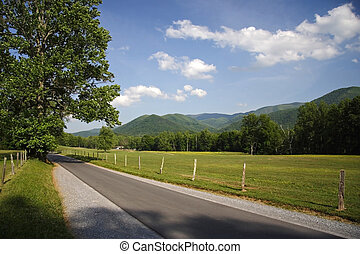 Cades Cove, Great Smokey Mountains National Park, Tennessee
