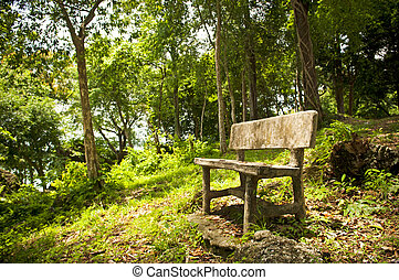 Forest Seat