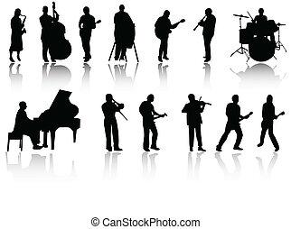 jazz, faixa