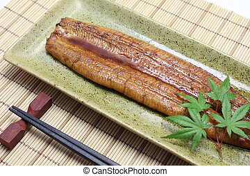 Broiled eels - japanesefood