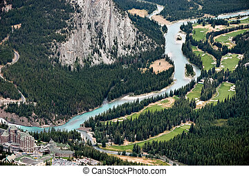 The Fairmont Banff Springs Hotel and Golf Course