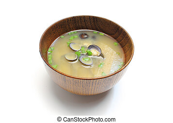 Miso soup - japanesefood