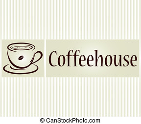 Coffee house - Coffee brochure