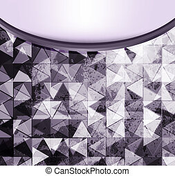 Geometric Pattern, Abstract Vector Background for design -...