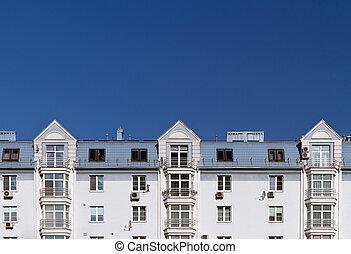 Condominium - Modern apartment building