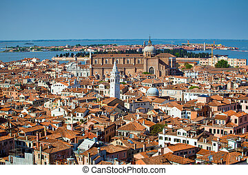Venice landscape, Italy - The landscape of the beautiful...