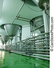 Modern Brewery in Veliko Tarnovo ,Bulgaria.The Plant is one...