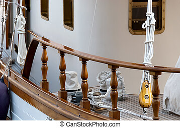 ボート, 航海