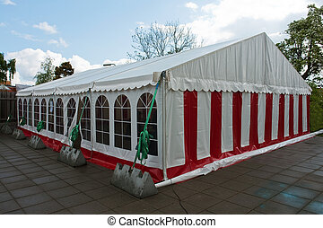Party tent - Party events wedding celebration banquet tent