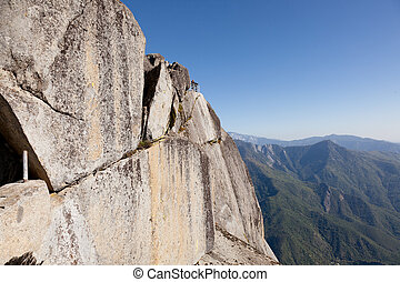 Morro Rock - Moro Rock is a granite dome located in the...
