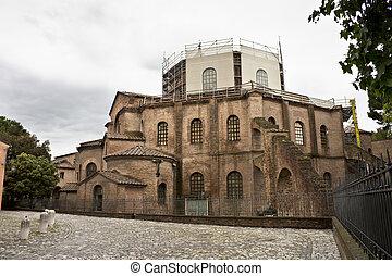 S. Vitale Church, Ravenna, Italy
