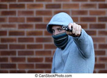 Youth Gun Crime