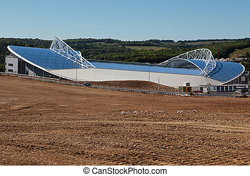 Brighton & Hove Albion Football Club new stadium at Falmer