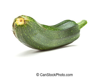 Courgette - Single Courgette or zucchini from low...