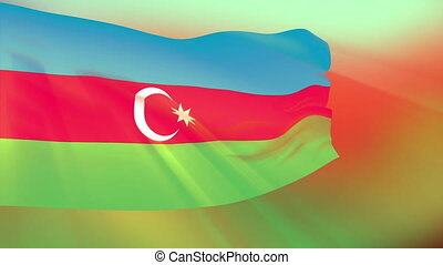 Flag of Azerbaijan