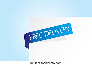 free delivery paper