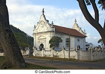 Dutch Reformed Church, Fort District, Galle, Sri Lanka