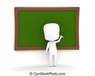 Writing Blackboard