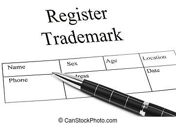 Register Trademark Application
