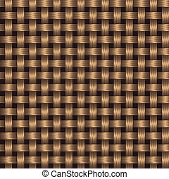 Vector abstract brown texture