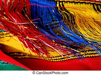 Fringes - Multicolor Fringes