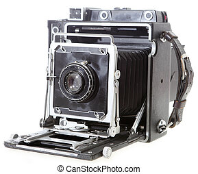 American press camera - A fully working 4x5 American press...