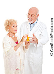 Questioning the Pharmacist