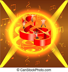 musical nots