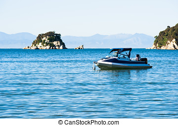 Small Runabout Boat