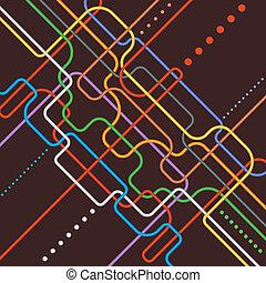 abstract navigation scheme