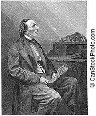 Hans Christian Andersen - H C Andersen 1805-1875 was a...