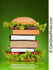 知識, 快, 食物