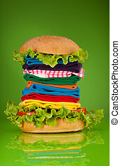 Fashion fast food