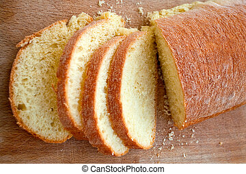 sliced sicilian bread - sliced sicilian semolina yellow...