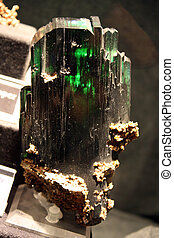 Precious Crystallized Rock - A small piece of a precious...