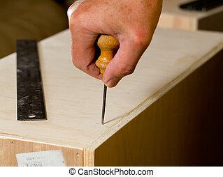 menuiserie, Outils, fonctionnement, morceau,...