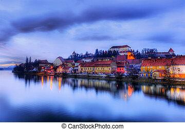 Old city Ptuj