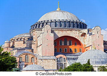 Ayasofya Byzantine Landmark - Byzantine architecture of the...