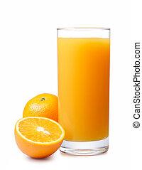 narancs, lé