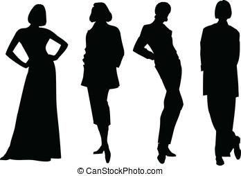 Women Silhouette