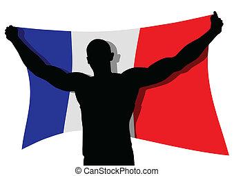 勝者, フランス