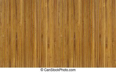 Seamless bamboo texture. - Seamless horizontal tiling...