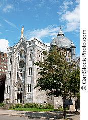 Our Lady of Lourdes Chapel (Chapelle Notre-Dame-de-Lourdes)...