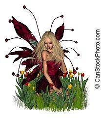 Tulip Fairy