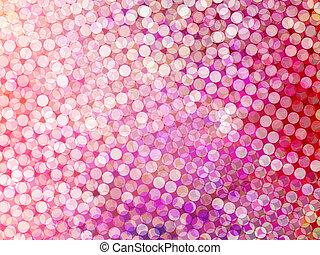 abstract mosaic, vector
