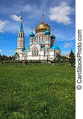 Uspensky Cathedral Omsk